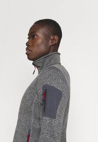 Campagnolo - Fleece jacket - nero/grey - 3
