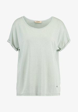 KAY TEE - T-shirts basic - mint haze