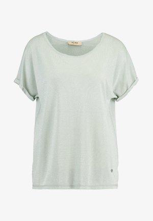 KAY TEE - Print T-shirt - mint haze