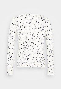 Marks & Spencer London - CASHMI MINI STAR - Jumper - off-white - 7
