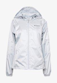 Columbia - ULICA - Waterproof jacket - cirrus green sheen - 5