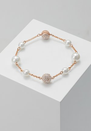 REMIX STRAND  - Armband - rosegold-coloured