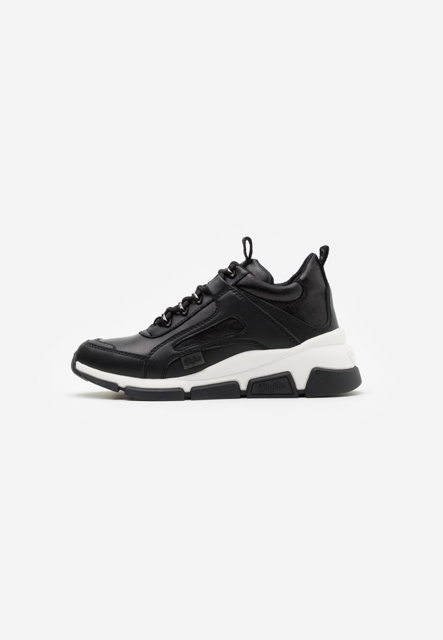 BATTER SLEEK - Sneakersy niskie - black