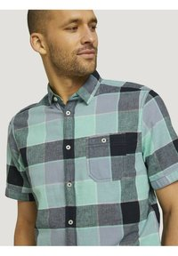 TOM TAILOR - Shirt - turquoise - 3