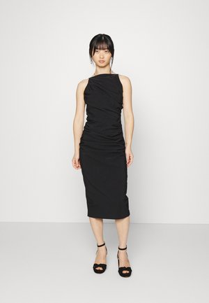 TORY DRESS - Etui-jurk - black