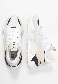 Puma - RS-X REINVENT - Sneakers - white/natural - 3