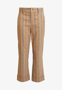 Mos Mosh - BELLA ZETH PANT - Trousers - bran - 5