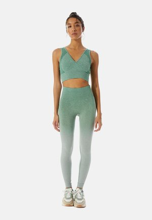 Leggings - Trousers - mint
