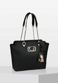 Guess - ANNARITA CARRYALL - Handbag - black - 0