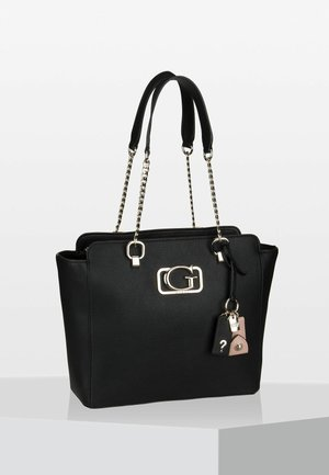 ANNARITA CARRYALL - Handbag - black