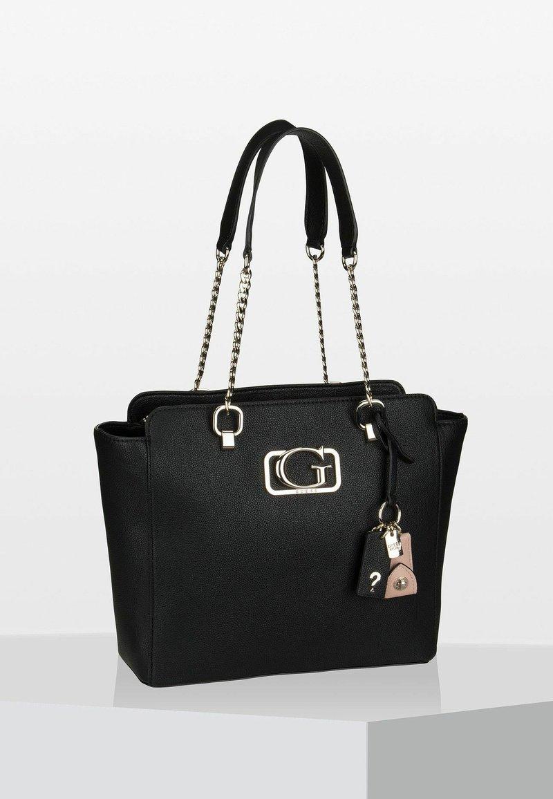 Guess - ANNARITA CARRYALL - Handbag - black