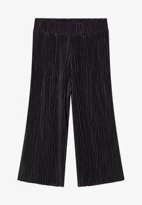 Name it - MIT WEITEM BEIN - Trousers - black - 0