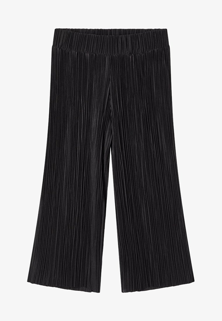 Name it - MIT WEITEM BEIN - Trousers - black