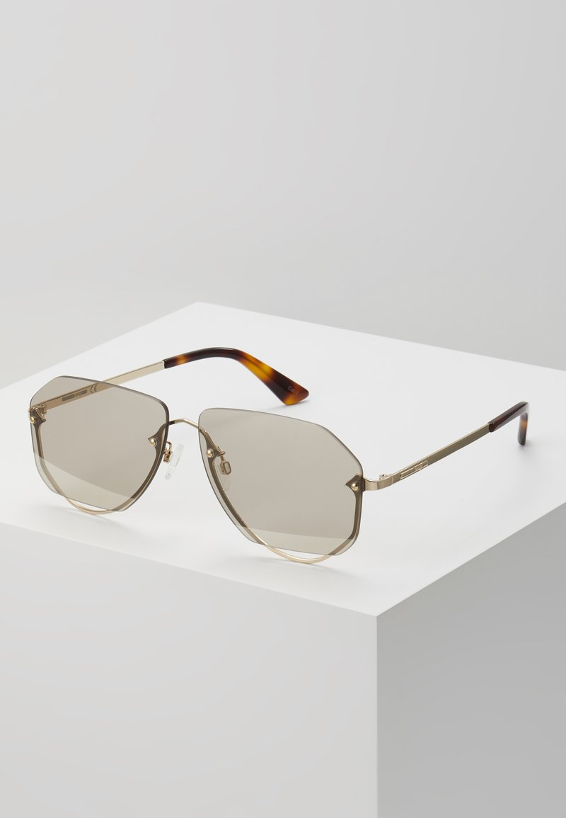 McQ Alexander McQueen - Solbriller - gold-coloured