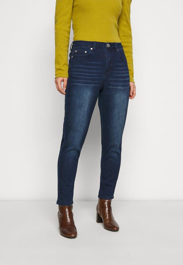 LADIES - Skinny džíny - blue indigo