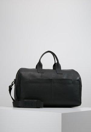 REO BAG - Weekend bag - black