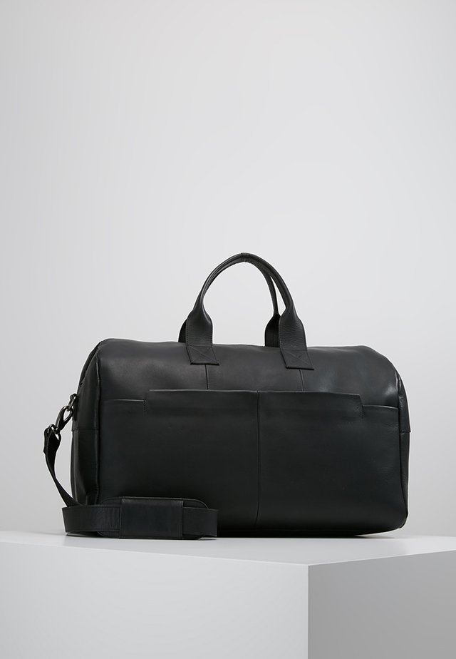 REO BAG - Weekend bag - black