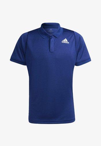 TENNIS FREELIFT - Poloskjorter - blue