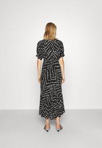 Diane von Furstenberg - ORLA DRESS - Maxi dress - black - 2