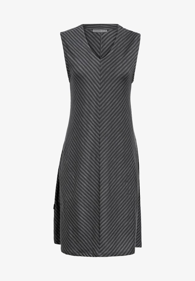 ELOWEN - Day dress - hellgrau mel. (221)