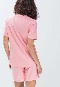 mey - LANGES SCHLAFSHIRT SERIE ZZZLEEPWEAR - Pyjama top - powder pink - 1