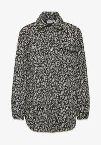 Saint Tropez - DAGMARSZ QUILT - Light jacket - black reef florals - 4