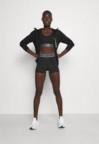 Calvin Klein Performance - JACKET - Training jacket - black - 1