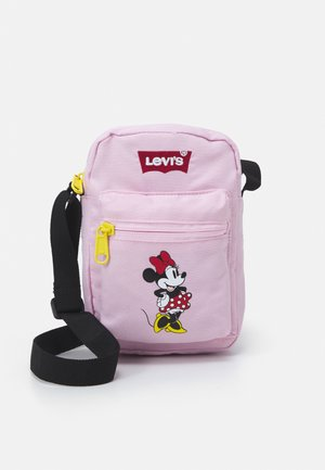 DISNEY MICKEY MOUSE FESTIVAL BAG UNISEX - Across body bag - pink lady
