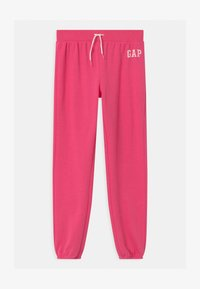 GAP - GIRL LOGO - Tracksuit bottoms - pink jubilee - 0