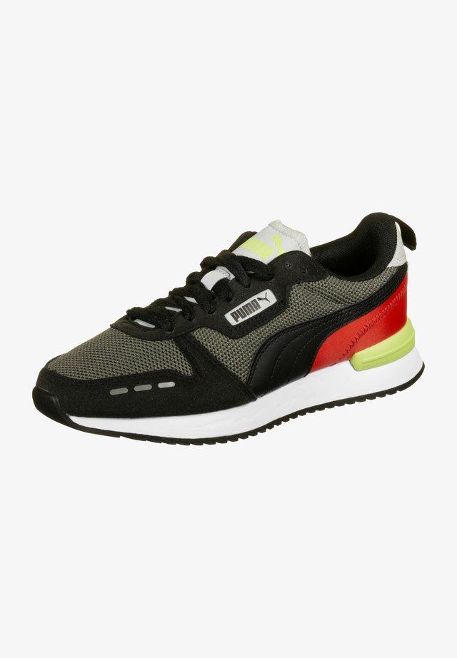 Trainers - ultra grey-black