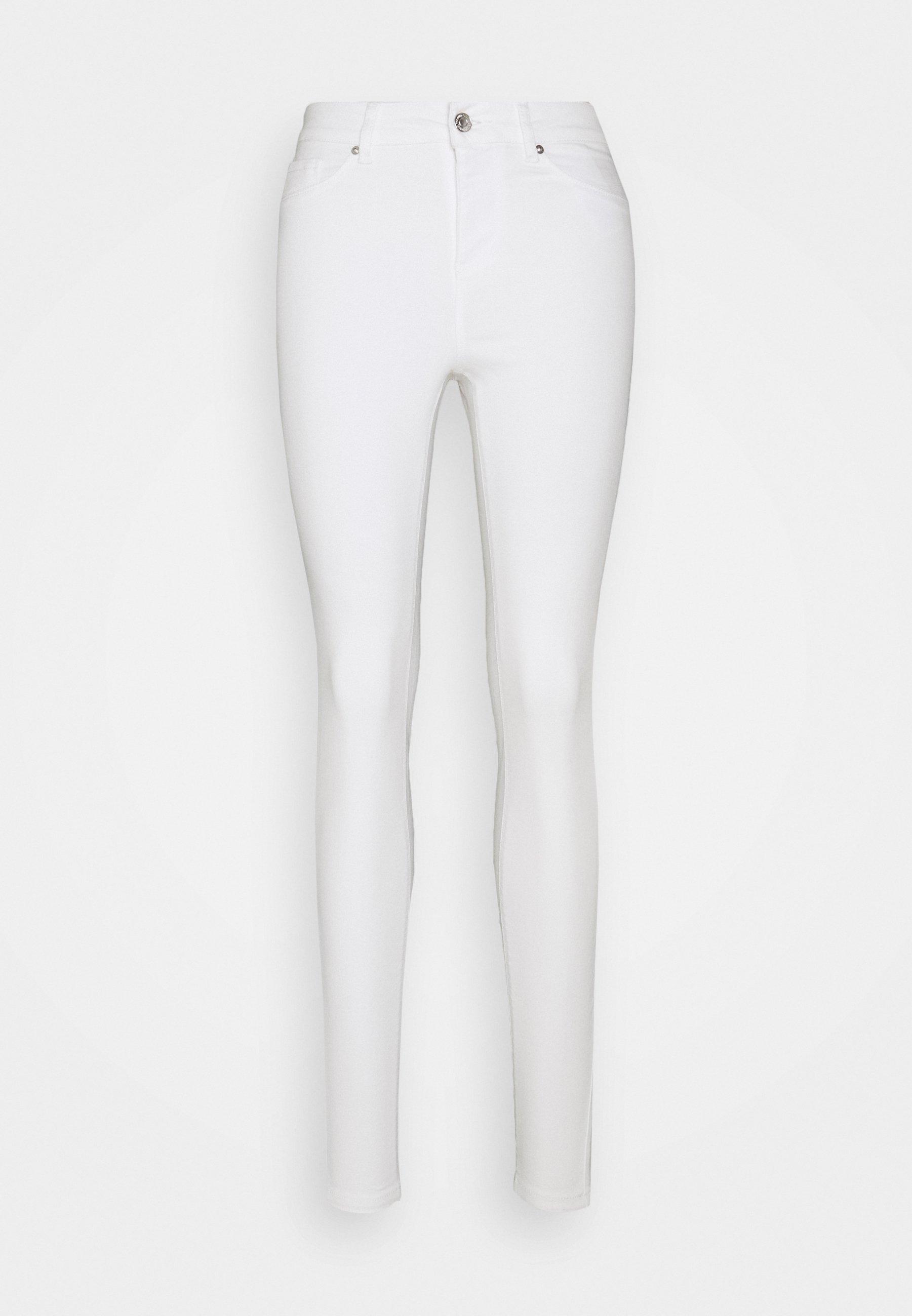 Women VMHOT SEVEN MR PUSH PANT - Jeans Skinny Fit
