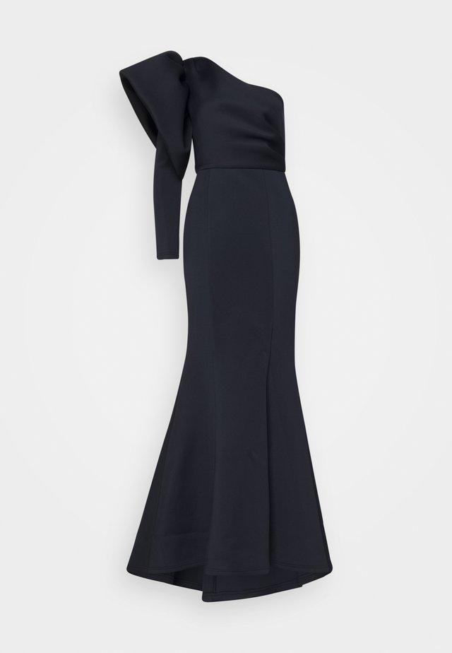 LEXY - Společenské šaty - navy