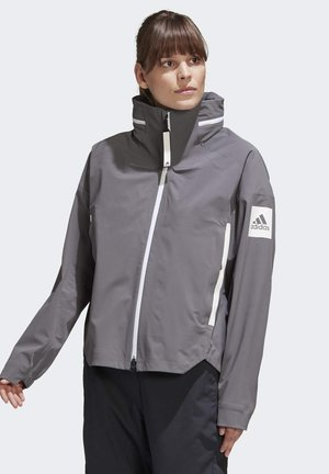 MYSHELTER URBAN RAIN.RDY OUTDOOR - Waterproof jacket - grey
