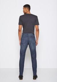 Lee - AUSTIN - Straight leg jeans - dark shark - 3
