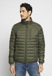 Esprit - THINS - Lehká bunda - khaki green - 0
