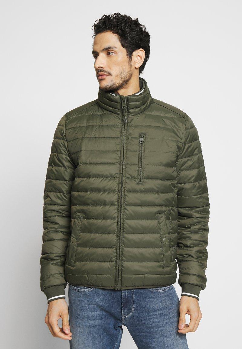 Esprit - THINS - Lehká bunda - khaki green