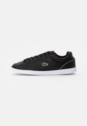GRADUATE CAP - Sneakers - black/white
