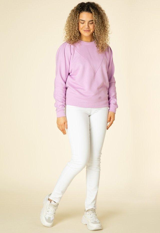 Sweater - fresh lilac