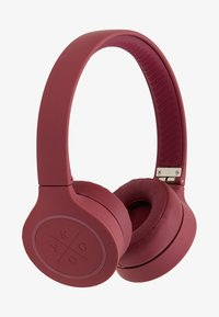 KYGO - ON EAR HEADPHONES - Headphones - burgundy - 1
