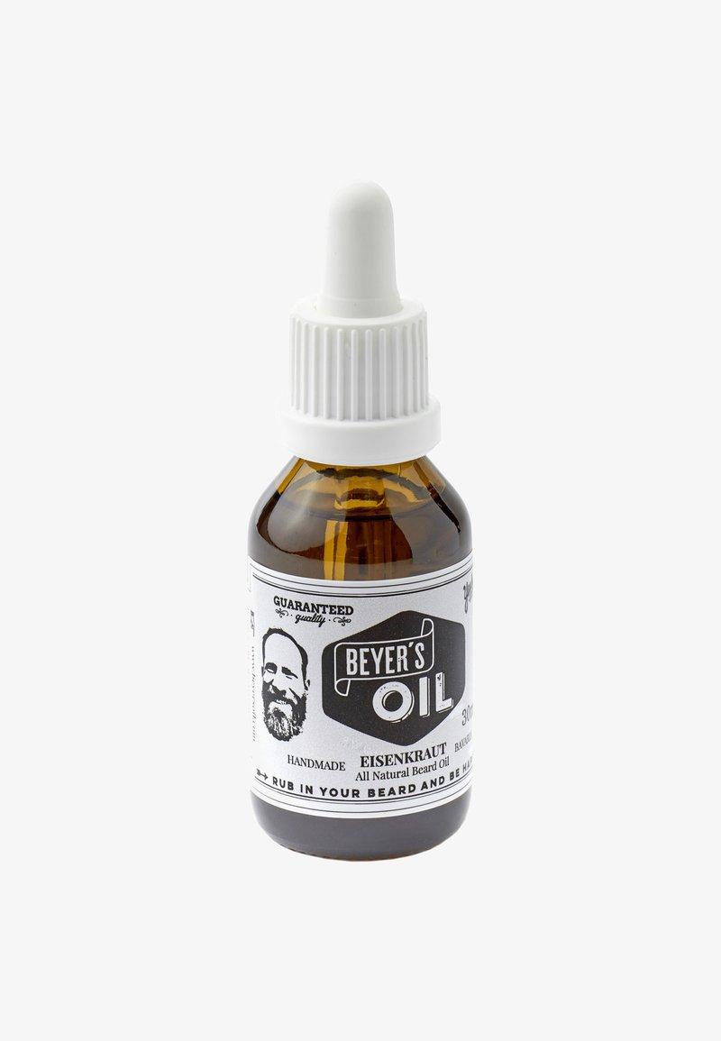 Beyer's Oil - BEARD OIL VERBENA - Beard oil - -
