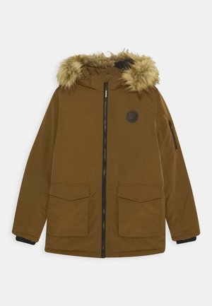 TEENAGER - Winter coat - dark camel