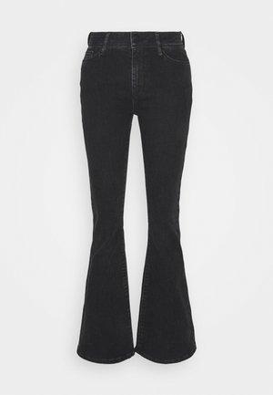 ALBERT ORIGINAL - Flared Jeans - black