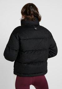 Puma - STYLE JACKET - Down jacket - puma black - 2