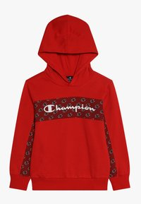 Champion - HOODED - Luvtröja - red - 0