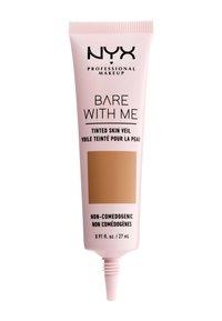 Nyx Professional Makeup - BARE WITH ME TINTED SKIN VEIL - Fond de teint - 6 golden camel - 1