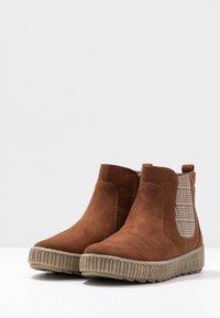 Jana - Ankle boots - chestnut - 4