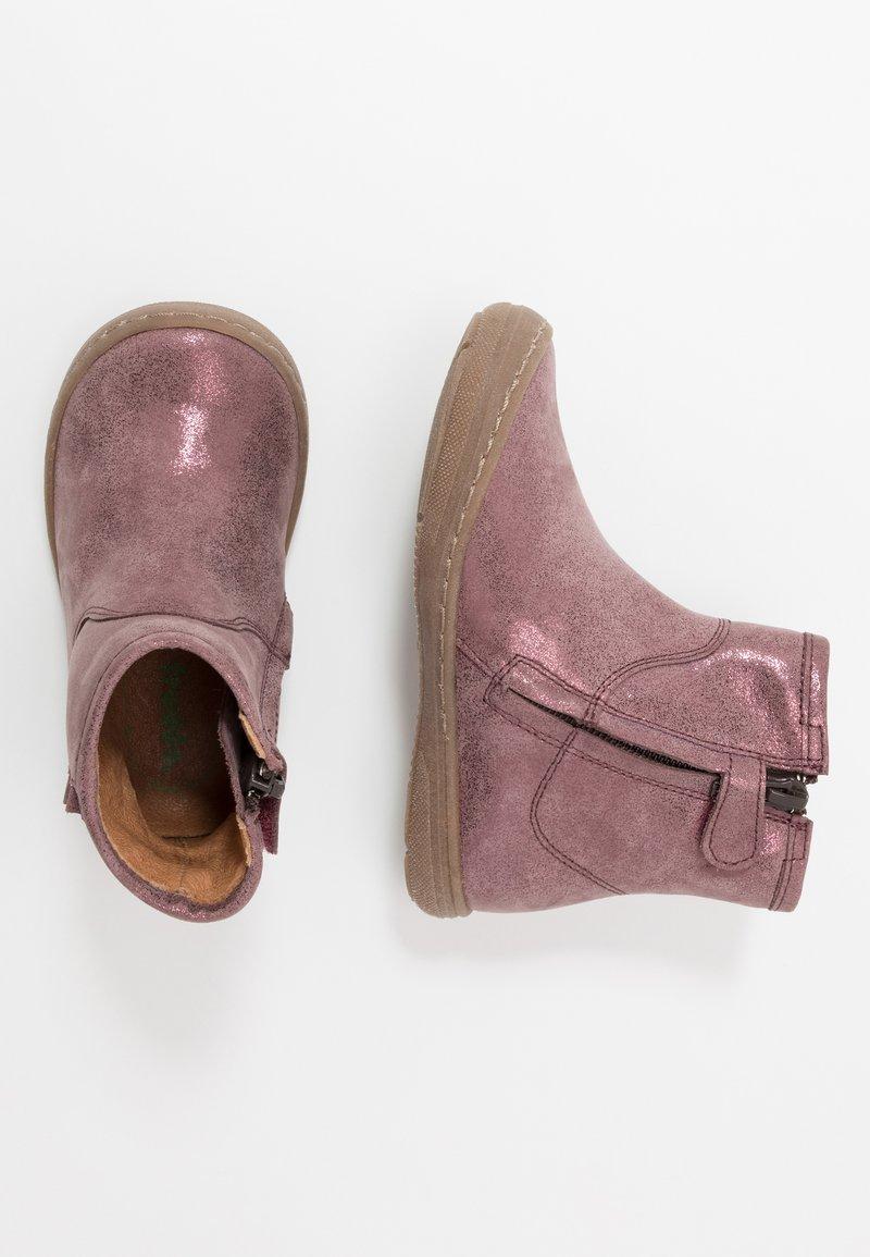 Froddo - ROBERTA NORMAL FIT - Korte laarzen - pink