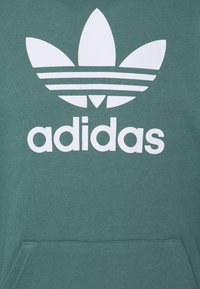 adidas Originals - TREFOIL HOODIE UNISEX - Hoodie - hazy emerald - 2
