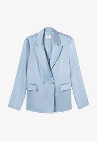 Bershka - Blazer - light blue - 4