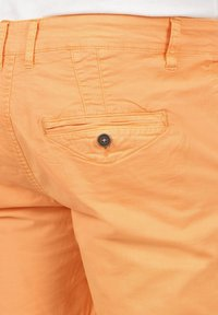 Solid - RON - Denim shorts - orange chi - 5